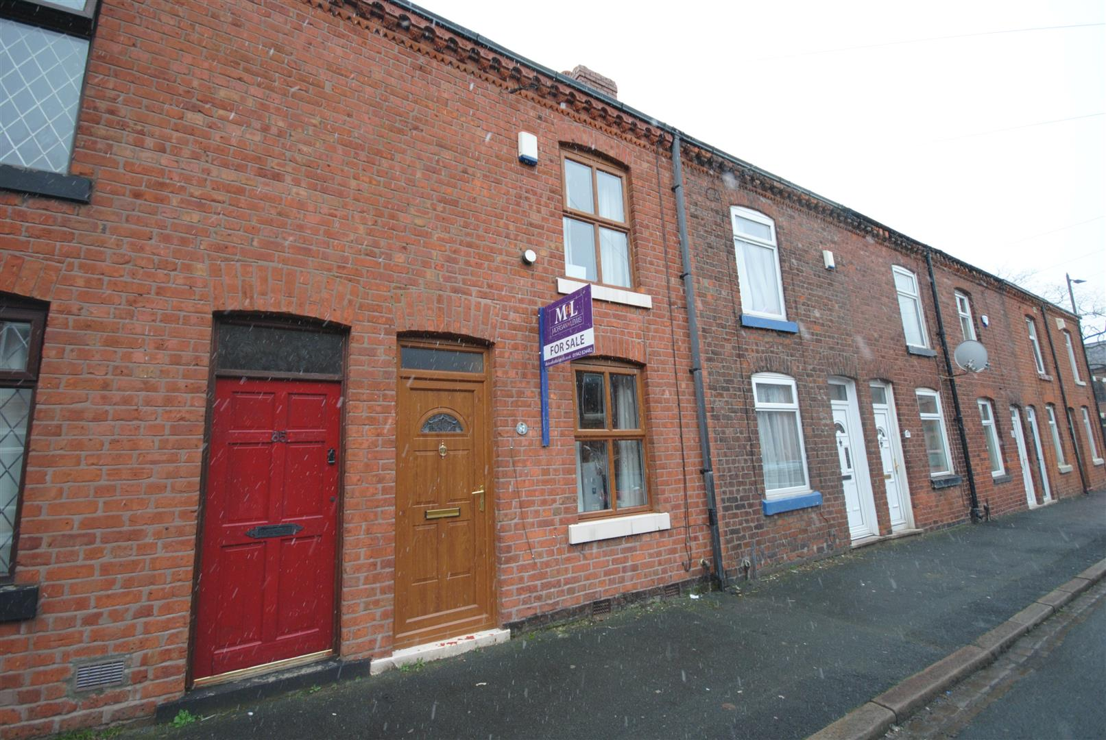 2 Bedrooms Terraced House for sale in Spring Street, Wigan